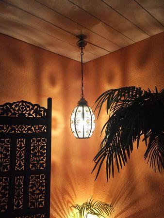 Moroccan Ceiling Lamp Emina – image 4