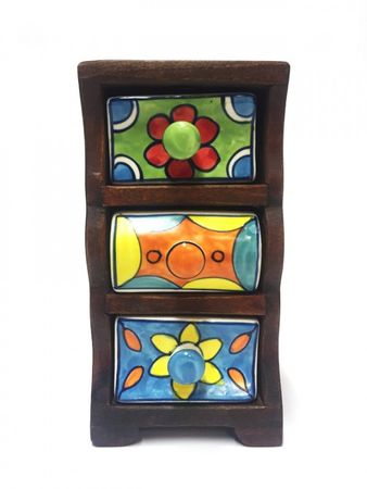 Indian Mini Cabinet Ferhana – image 1