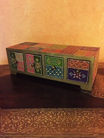 Indian Mini Cabinet Leylak – image 5