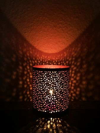 Oriental windlights Tea Light Holder Estelle - Set of 3 – image 9