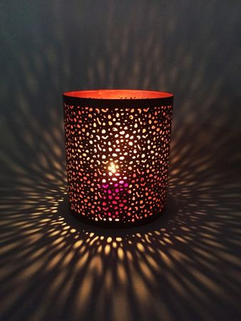 Oriental windlights Tea Light Holder Estelle - Set of 3 – image 4