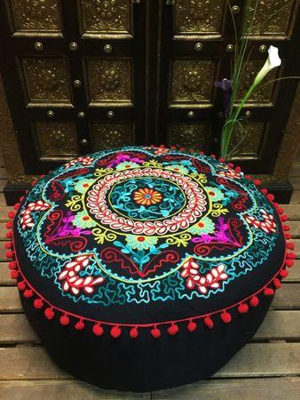 Oriental pillow cushions Jivan - 2 – image 3