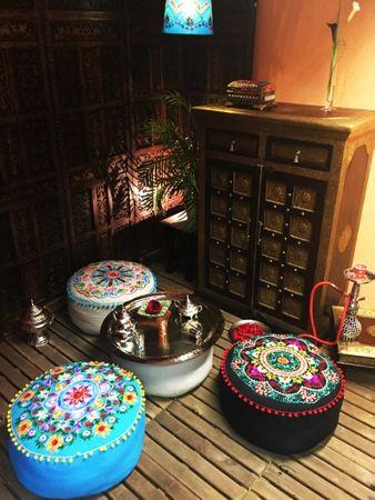 Oriental pillow cushions Jivan - 3 – image 4