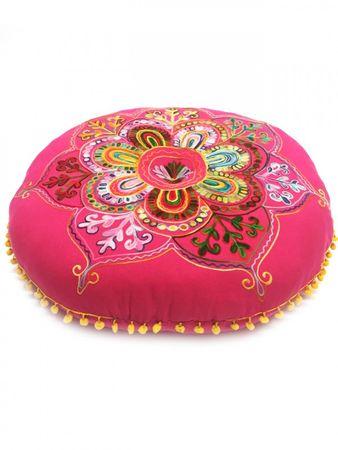 Oriental floor cushions Yoga cushions Mirza - 2 - 75cm – image 1