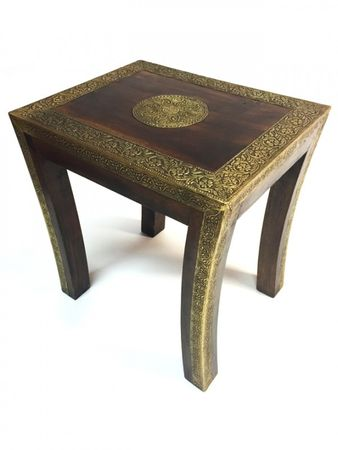 Oriental Set of Tables Ilkin - Set of 3 – image 1