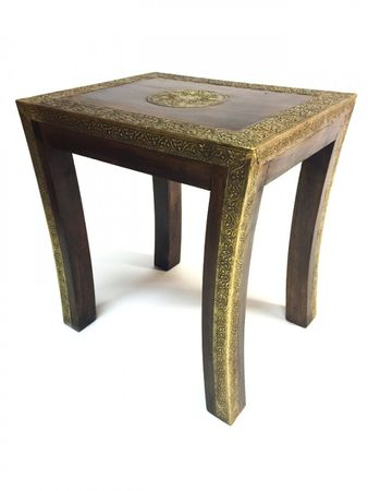 Oriental Set of Tables Ilkin - Set of 3 – image 3