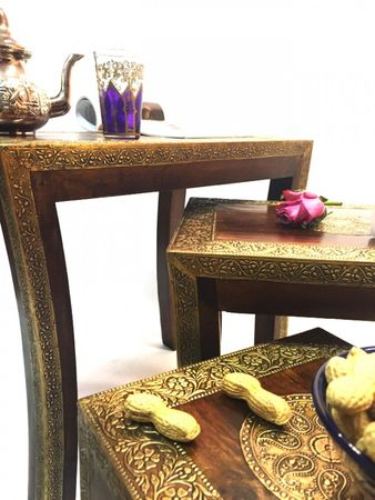 Arabian Table Ilkin - medium, 34cm – image 10