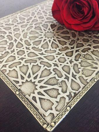 Moroccan Table Zemira - 60cm – image 4