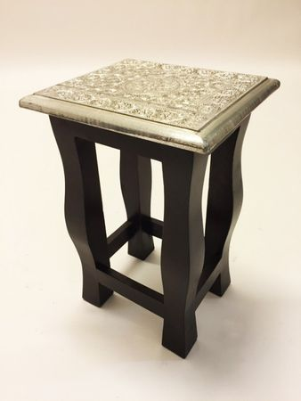 Indian Side Table Sharmila - Small, 30 cm – image 3