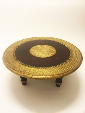 Indian table Sharada - 90cm – image 1