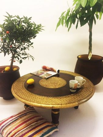 Indian table Sharada - 90cm – image 3