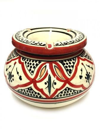 Moroccan Ashtray Amiya - XL – image 1