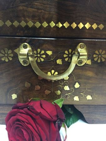 Oriental Chest Faria small - 30cm – image 3