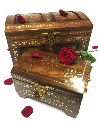 Oriental Chest Faria small - 30cm – image 6