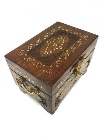 Arabian Chest Ghussun small - 30cm – image 5