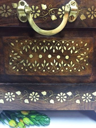 Oriental Chest Faria Large - 45cm – image 3