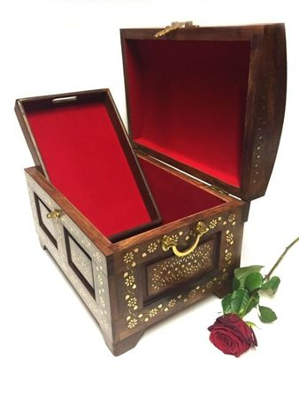 Oriental Chest Faria Large - 45cm – image 4