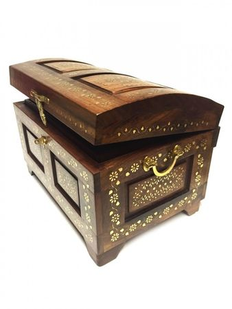 Oriental Chest Faria Large - 45cm – image 5