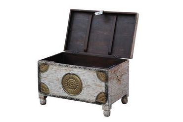 Indian chest Faaria- 76cm – image 2