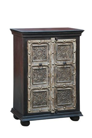 Indian Vintage commode Cansin - 85cm – image 1