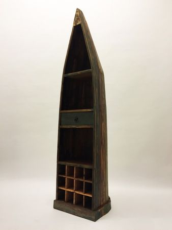 Indian Boat Shelf - Baldev – image 1