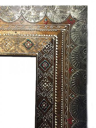 Moroccan Mirror Anamitra - 90cm - – image 3