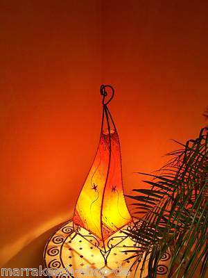 Floor Lamp Marrakesch orange 80cm – image 2