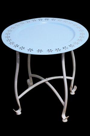 Oriental Table Samia blue- 41cm – image 1