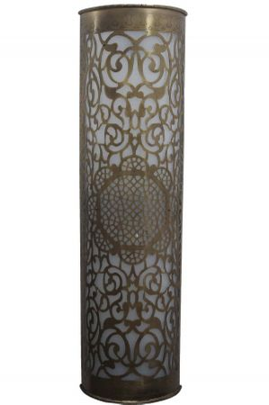 Oriental Brass Wall Lamp Light Ecbel - XXL 111cm – image 2
