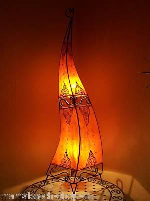 Floor Lamp Marrakesch orange 120cm