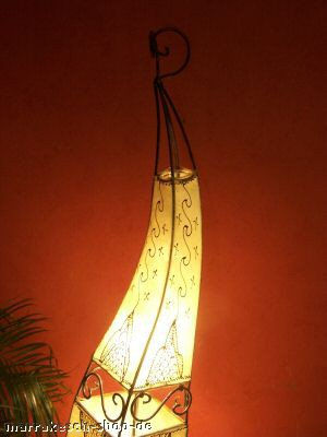 Floor Lamp Marrakesch Nature 120cm – image 4