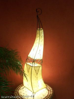 Floor Lamp Marrakesch Nature 120cm – image 1
