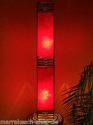 Floor Lamp Koutoubia Red 120cm – image 3