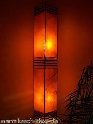 Floor Lamp Koutoubia orange 120cm