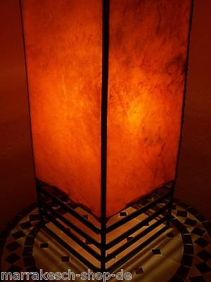 Floor Lamp Koutoubia orange 120cm – image 2