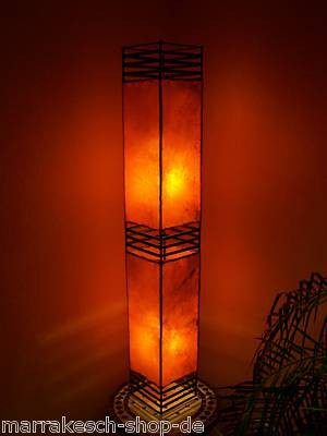 Floor Lamp Koutoubia orange 120cm – image 3