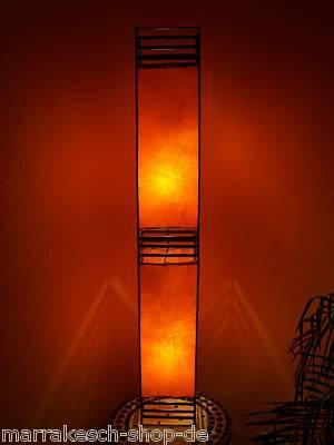 Floor Lamp Koutoubia orange 120cm – image 4