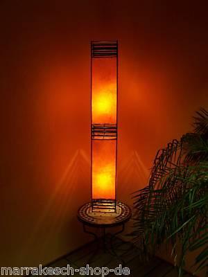 Floor Lamp Koutoubia orange 120cm – image 5