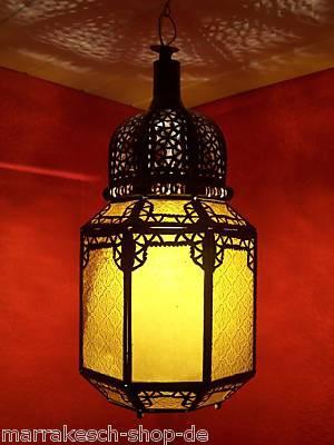 Oriental Lantern Haifa yellow 40cm – image 5