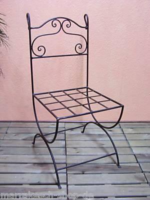 Oriental Iron Chair Malaga – image 4