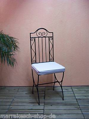 Oriental Iron Chair Bilbao – image 5
