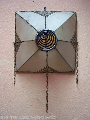 Moroccan Wall Lamp Karima Nature – image 3