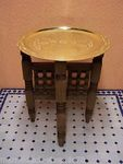 Oriental Table Mehdia - Gold, 40cm 001