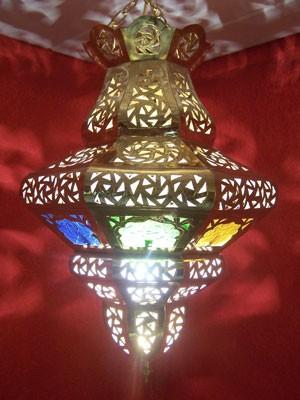 Oriental Ceiling Lamp Hanan – image 1