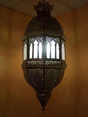 Oriental Ceiling Lamp Amira 90cm – image 6