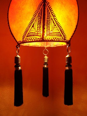 Ceiling Lamp Anut Orange – image 3