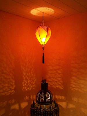Ceiling Lamp Taba Orange – image 2