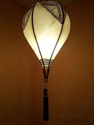 Ceiling Lamp taba Nature – image 1