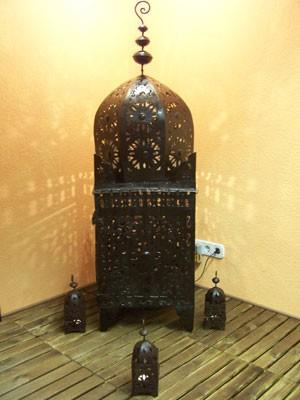 Lantern Frane 165cm – image 2
