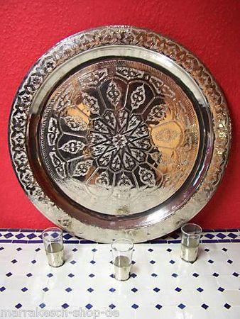 Oriental Table Gibraltar - Silver, 60cm – image 3